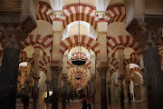 As soon as we arrived at Seville, we rented a car and drove to Cordoba where . img cordoba