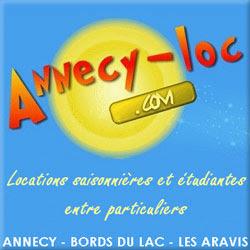 Locations de vacances à Annecy