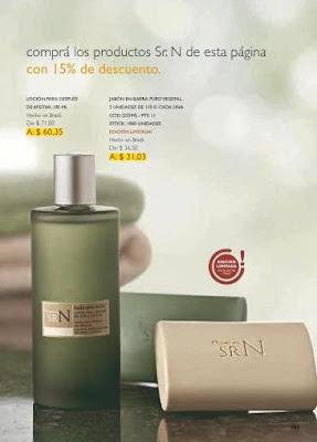 Sr N, Natura, perfume, hombre, día del padre Natura, estuches, colonia masculina, colonia, papá
