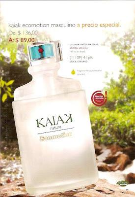 Perfume Natura Hombre