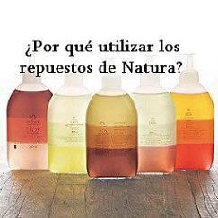 Para conocer más sobre los repuestos de Natura, hacé click en la imagen.