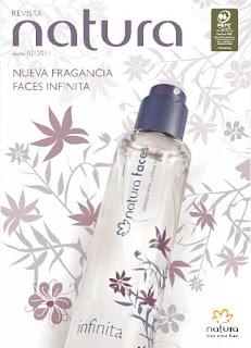 perfumes natura