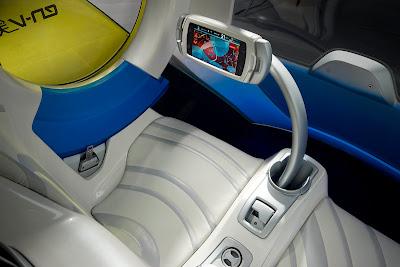 Concept car EN-V neomaquina 2010 interior1