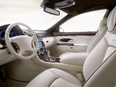 maybach neomaquina 2010 interior