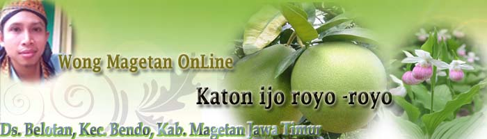 Kota Magetan Online