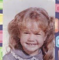 Me in Kindergarten