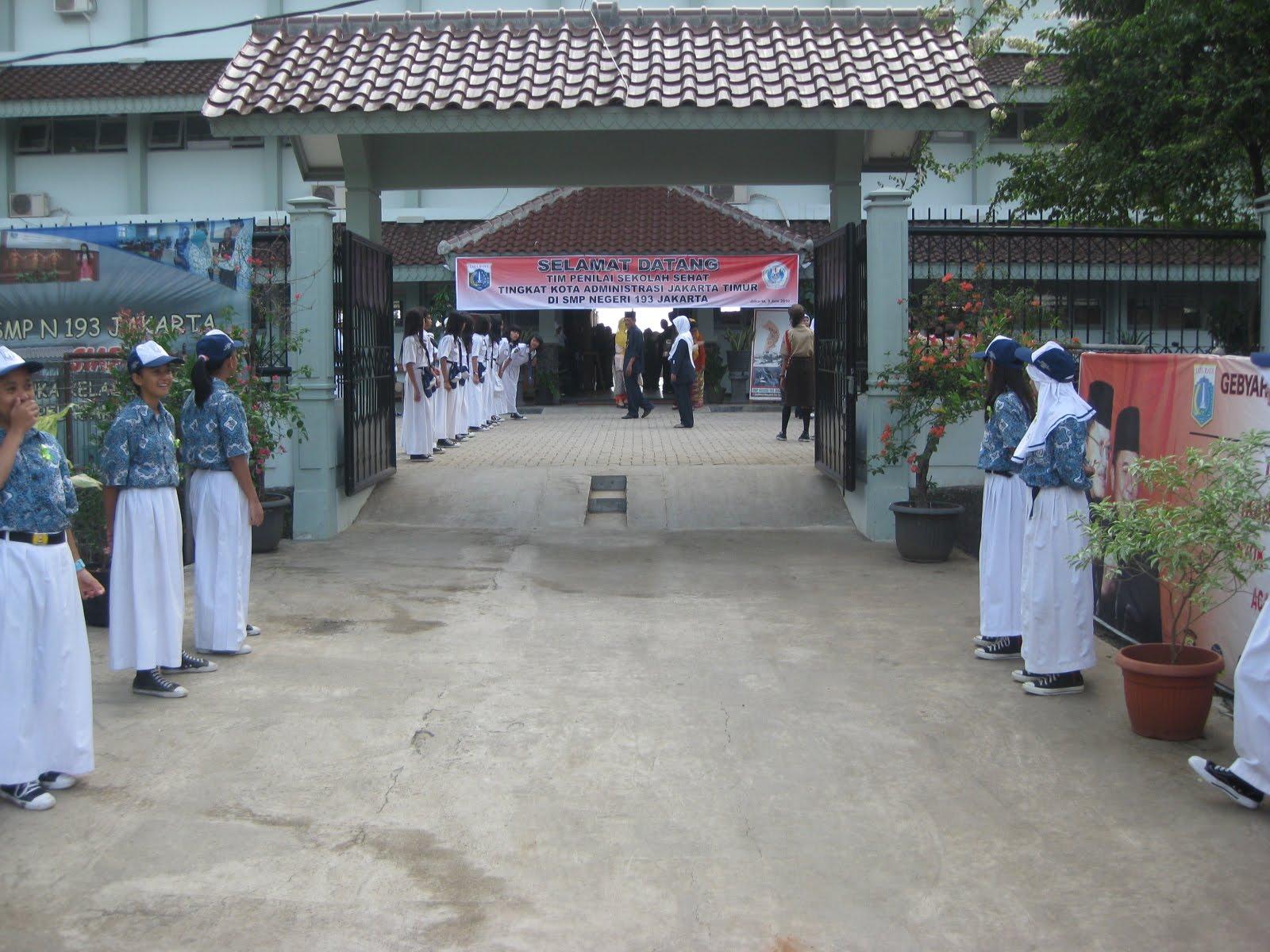 PROFIL  SMP  NEGERI  193 JAKARTA