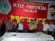 SUTEP PROVINCIAL TRUJILLO 2008-2010