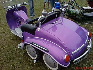 Photo Vespa Super Modifikasi