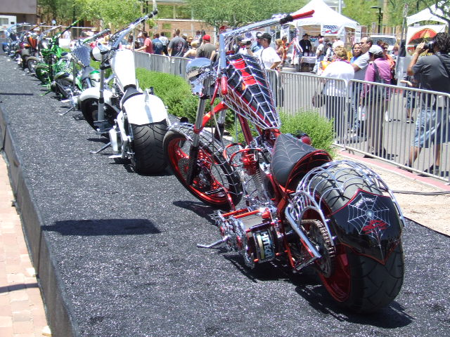 Traditional choppers