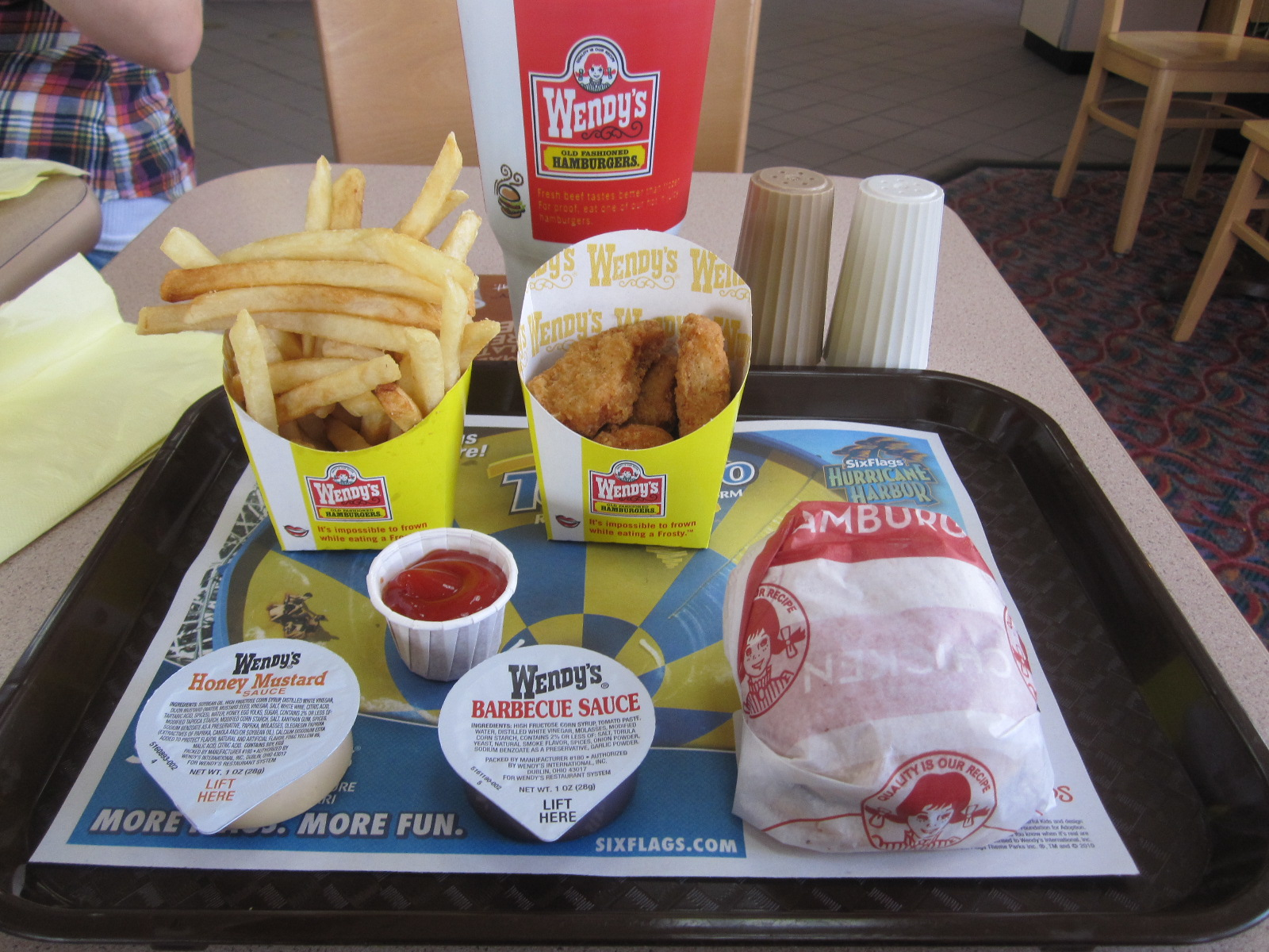 a description of mcdonaldization in wendys old fashioned hamburgers View the menu for wendy's and restaurants in wausau  burgers, sandwiches sam's pizza of wausau ($$) restaurant description.