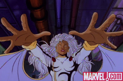 X-Men the Animated Series - Storm