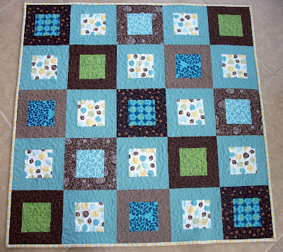 Tutorial Modern Easy Baby Quilt Patterns Simple