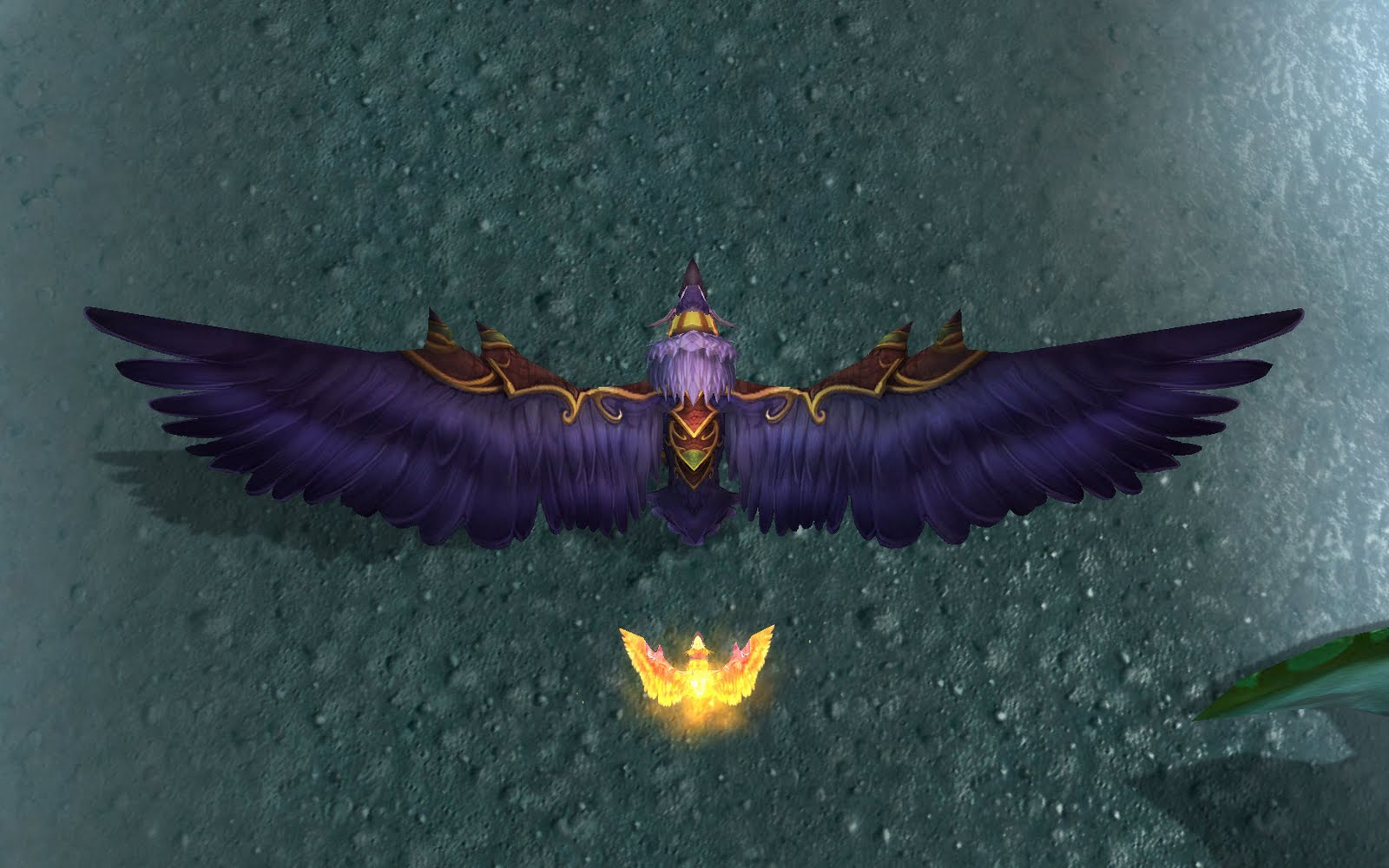 world of warcrfat druid how to get flying form