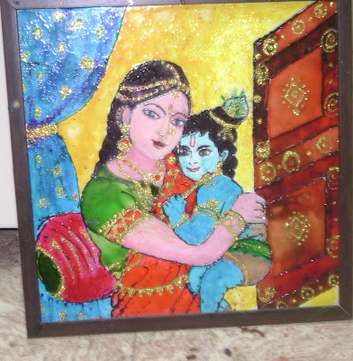 Tanjore Painting - An Indian Classical Art - iBlue on HubPages