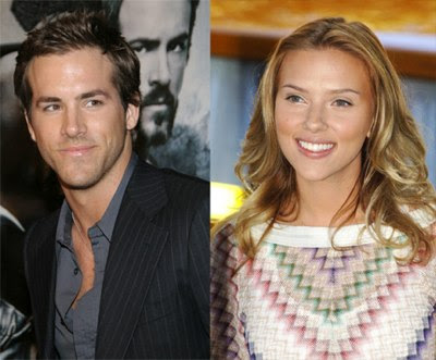 ryan reynolds wife 2010. Ryan Reynolds and Scarlett