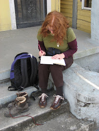 Journal Writing, 2007, New Orleans