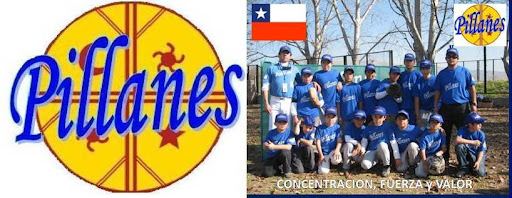 "Club de Beisbol ""Pillanes"" CHILE"
