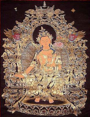 Maitreya, o Buda do futuro