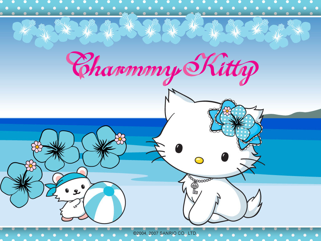 charms kitty es otra variedada de kitty
