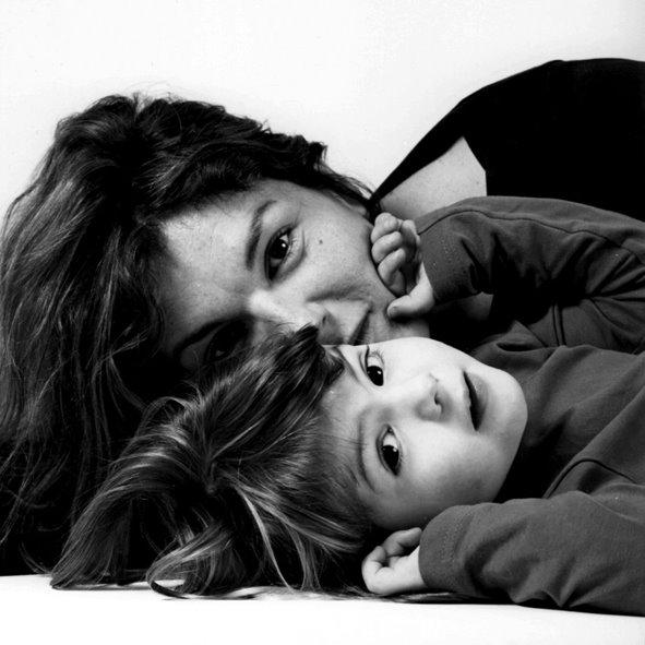 photo mère/fille