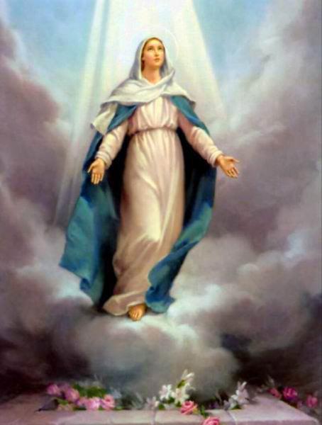María, la Virgen toda hermosa
