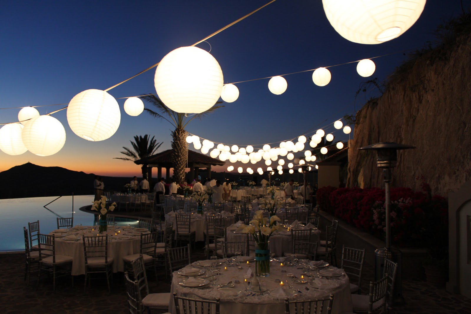 Cabo mc wedding maritza e israel pueblo bonito sunset for Decoraciones jardines