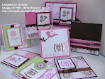 Stampin&#39; Up! True Friend Stamp Class