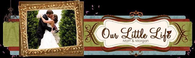 Our Little Life Blog Design