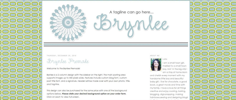 Premade brynlee brynlee premade for Premade columns