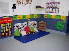 O espaço educativo em Creche