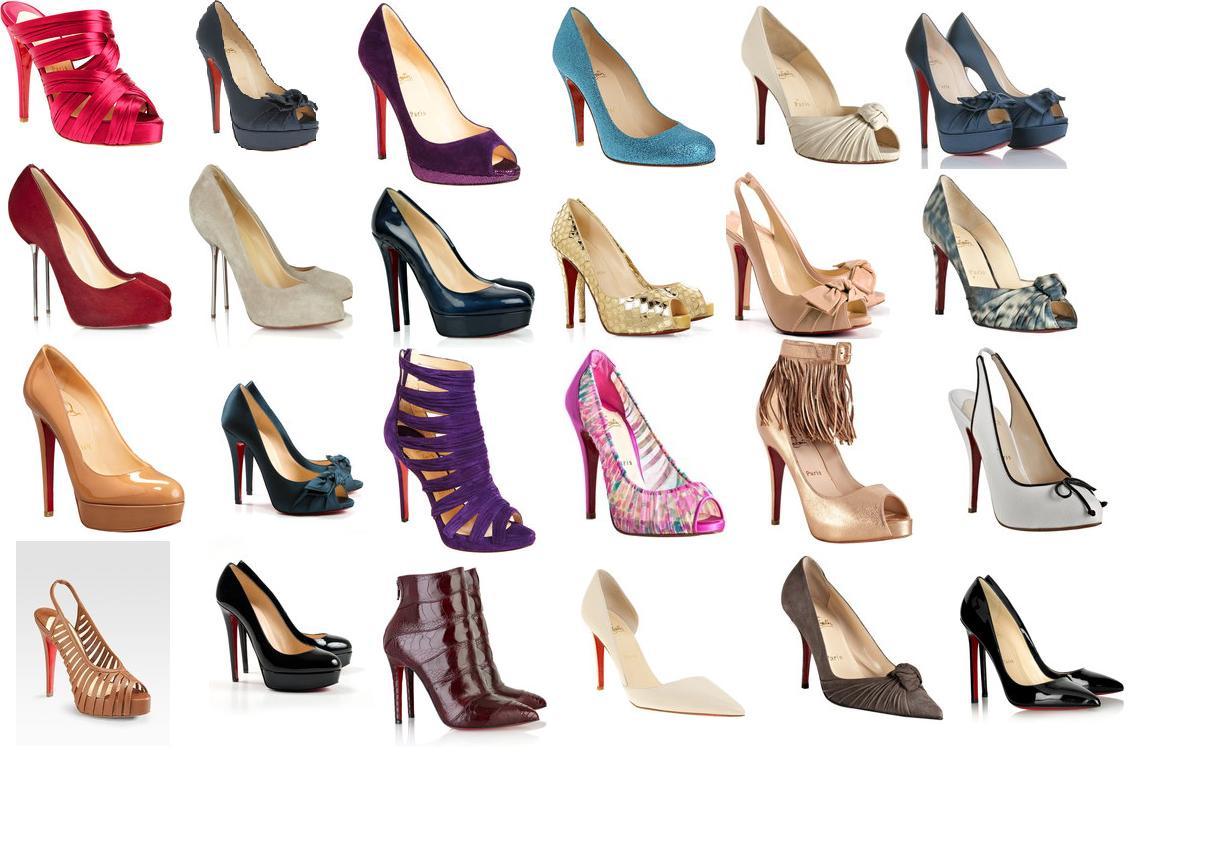 Các kiểu giày cao gót đẹp thời trang được chị em phụ lựa chọn nhiều nhất