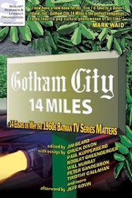 PRE-ORDER: Gotham City 14 Miles