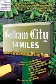 PRE-ORDER: Gotham City 14 Miles