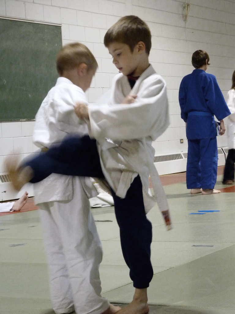 Kids Judo Video – Judo 4 Parents . com