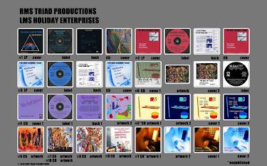 TRIAD Album Graphics Progress