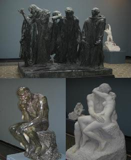 Esculturas de Rodin en la Nueva Gliptoteca Carslberg
