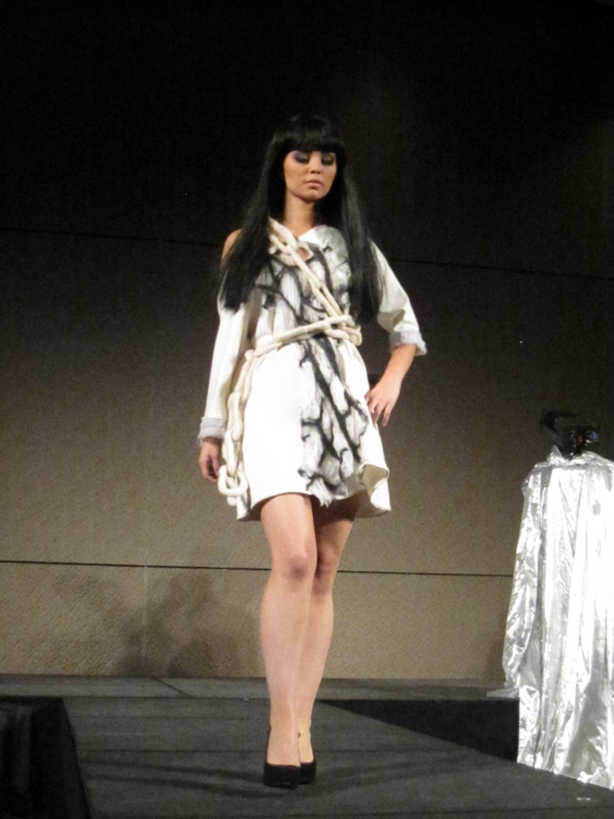 Beyond Buckskin Patricia Michaels Hard Rock Fashion Show