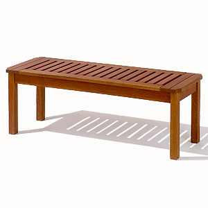 World Market's Catalina Bench is a better bet if you want to truly