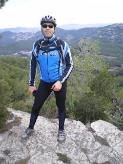 The kir bikers ruta begues penya del moro vallirana mas de las fonts electricas begues - Temperatura en begues ...