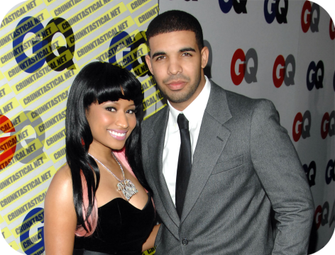 drake with nicki minaj look alike. Nicki Minaj Drake Married.