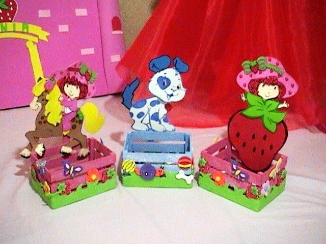 Como hacer dulceros para fiestas infantiles - Imagui