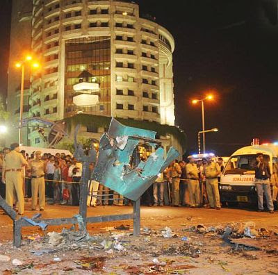 India 2011: 2008 Delhi bomb blast photos pictures Images
