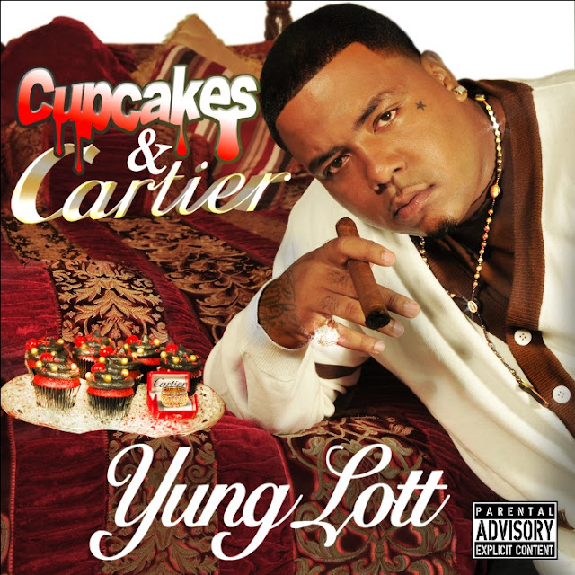 Yung Lott Cupcakes and Cartier