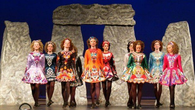 Crawford Irish Dancers