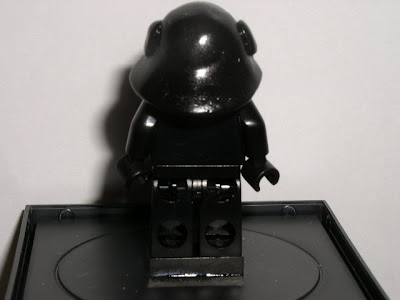 Custom LEGO Star Wars Death Star Trooper - back view