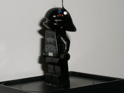 Custom LEGO Star Wars Death Star Gunner - front view