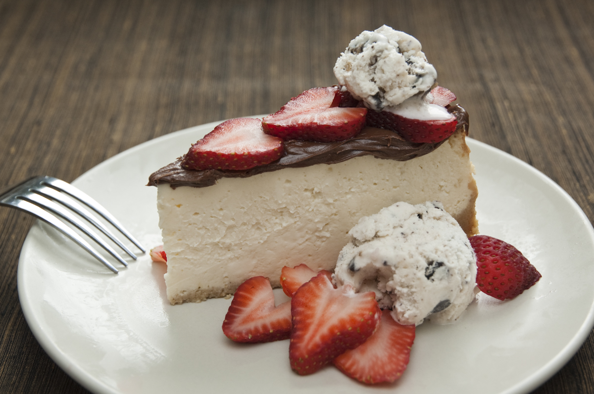 Cream Cheesecake Recipe — Dishmaps