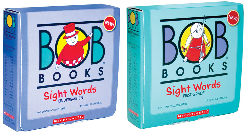 bob books sight words pdf