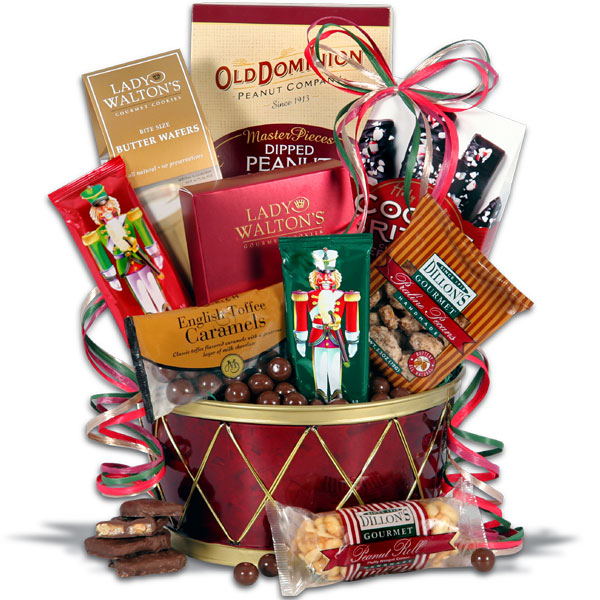 Trying to stay calm nutcracker drum christmas gift basket review nutcracker drum christmas gift basket review negle Image collections